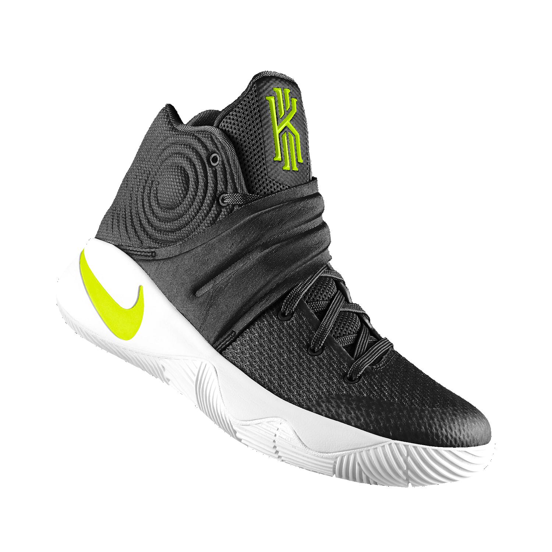 Kyrie 2 iD 兒童款籃球鞋。