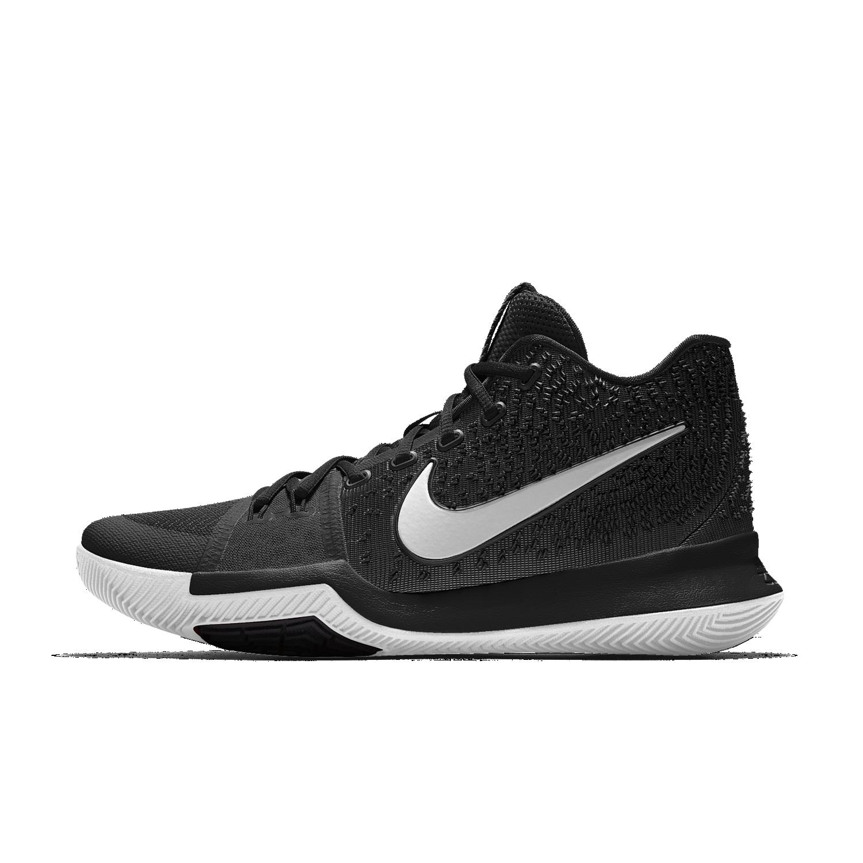 Kyrie 3 iD 籃球鞋。